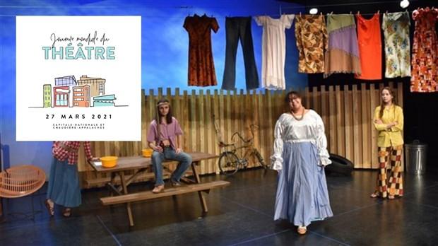 Journée mondiale du théâtre, un peu d'histoire