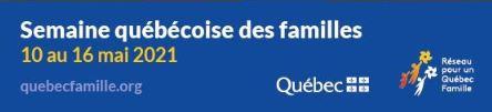 Semaine québécoise des familles, Journée internationale des familles et Journée nationale des beaux-parents