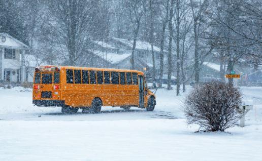Advenant une situation particulière ou l'interruption du transport scolaire pour les élèves du Centre de services scolaire des Haut-Bois-de-l'Outaouais