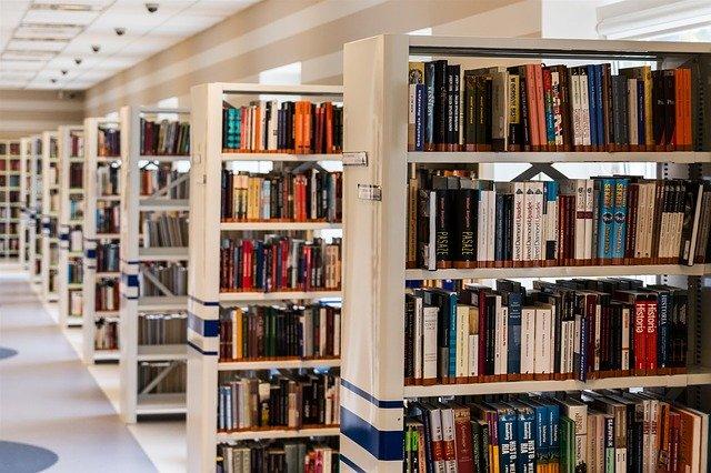 Octobre est le mois des bibliothèques !