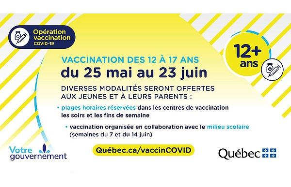 À l'attention des parents et des élèves de secondaire 4 et 5 et du Pré-Dep de la Cité étudiante de la Haute-Gatineau